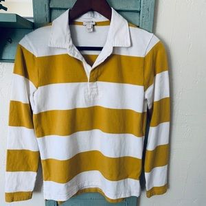 J. Crew rugby shirt